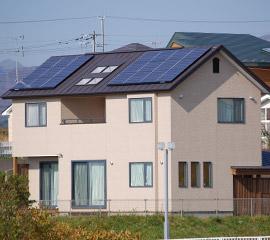 -太陽光発電の家-地球環境、家計にも優しい未来のためのマイホームにしませんか?