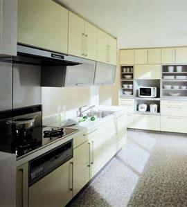 キッチンリフォーム-水回りリフォーム-