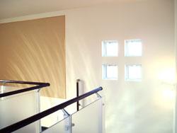 モデルハウス2階