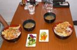 和風レストランはせ川 天丼