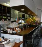 和風レストランはせ川 カウンター